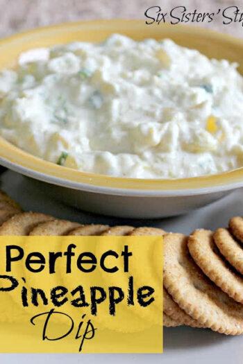 Perfect Pineapple Dip Recipe
