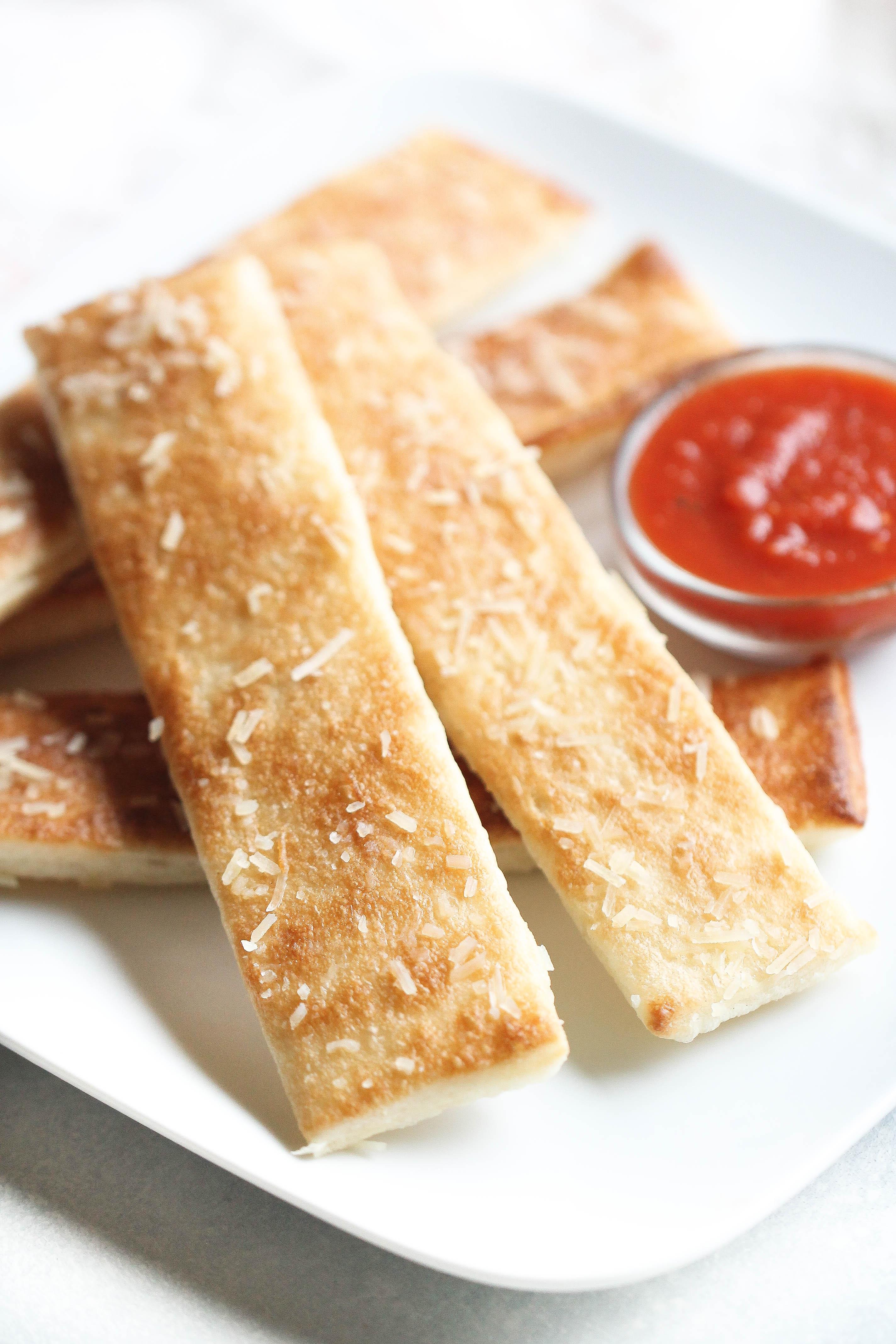 Copycat Little Caesars Crazy Bread Recipe