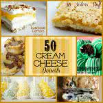 cream cheese desserts