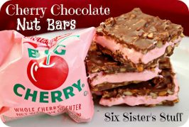 Cherry Chocolate Nut Bars