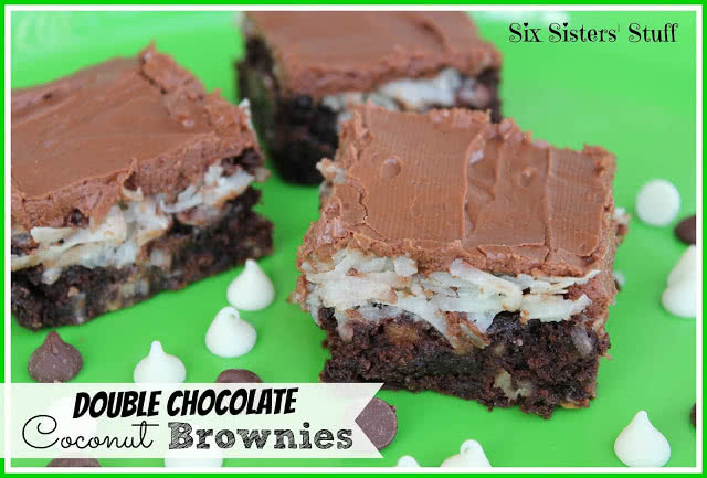 Double-Chocolate-Coconut-Brownies