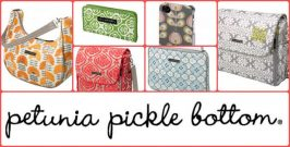 Petunia Pickle Bottom Review and Giveaway