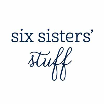 Six Sisters' Stuff square logo - name only
