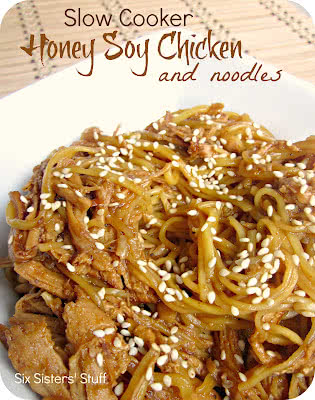 Slow-Cooker-Honey-Soy-Chicken-and-Noodles