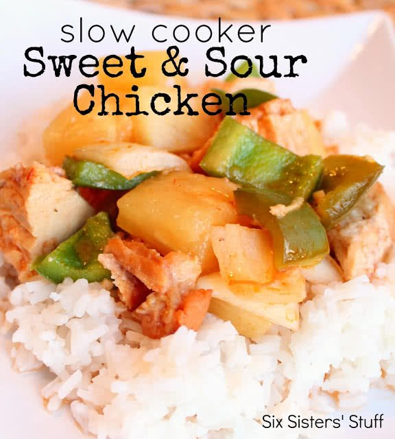 Chinese Food Calories Sweet And Sour Chicken