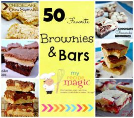 50 Favorite Brownies and Bars