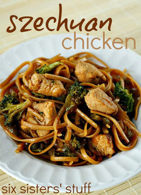 szechuan chicken made at home tastes just like takeout