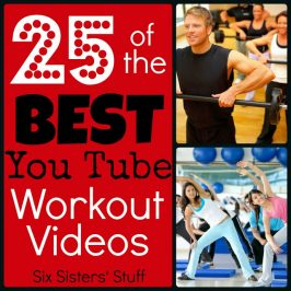 25 of the Best You Tube Workout Videos