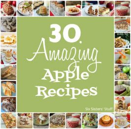30 Amazing Apple Recipes