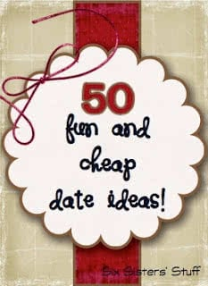 50 Fun and Cheap Date Ideas!