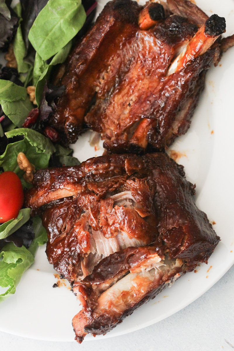Fall Off The Bone BBQ Ribs Recipe