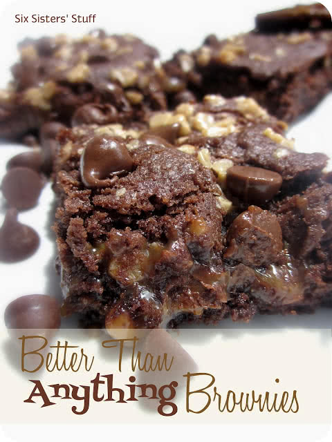 Better Than Anything Brownies Recipe