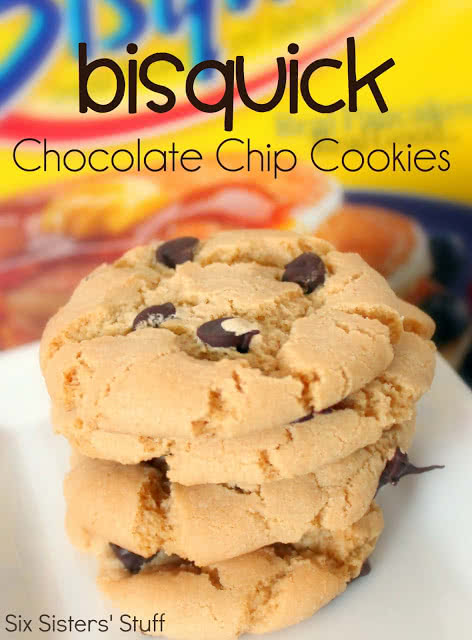 Bisquick Chocolate Chip Cookies Recipe