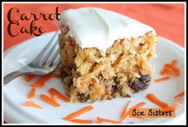How to make carrot cake with pineapple and cream cheese frosting