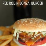 Copycat Red Robin Bonzai Burger from SixSistersStuff.com