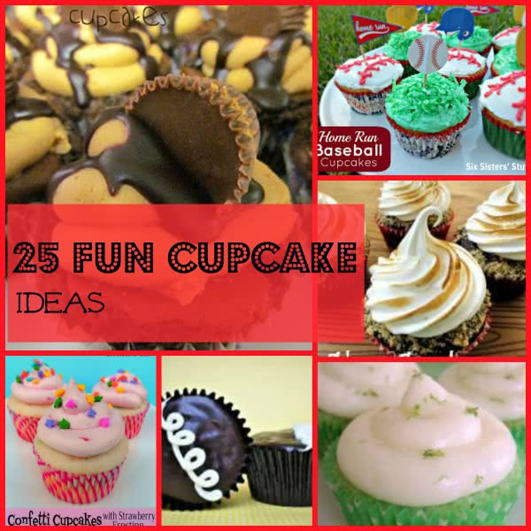 Final 25 Fun Cupcake Ideas
