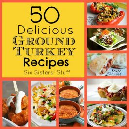 50 Delicious Ground Turkey Recipes