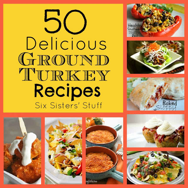50 delicious ground turkey recipes six sisters stuff 50 delicious ground turkey recipes forumfinder Image collections