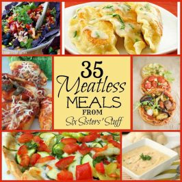 35 Meatless Meals