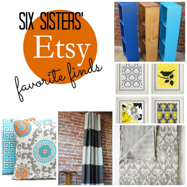 Six Sisters' Etsy Favorite Finds