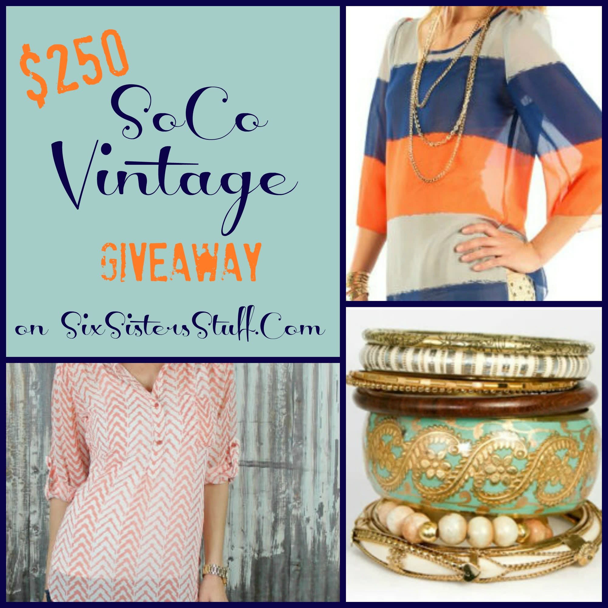 SoCo Vintage collage 2