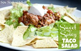 Sweet -N- Spicy Taco Salad