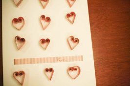 Valentine Heart Craft with The Letter 4 Sisters!