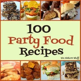 100 Party Food Recipes
