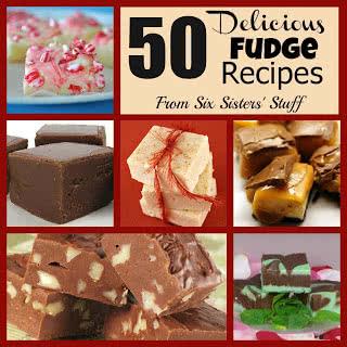 50 Delicious Fudge Recipes