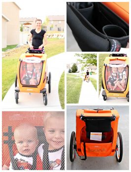 Joovy CocoonX2 Double Stroller Review