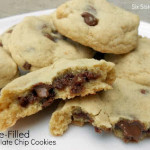 Fudge-Filled-Chocolate-Chip-Cookies