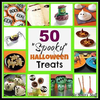 "50 ""Spooky"" Halloween Treats"
