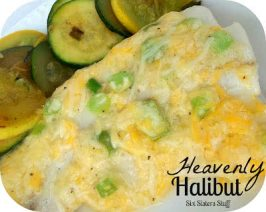 Healthy Meals Monday: Heavenly Halibut