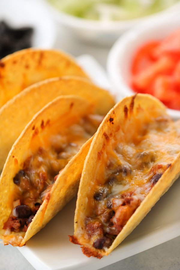Oven Baked Beef Tacos Recipe
