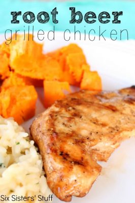Marinated Root Beer Grilled Chicken Recipe