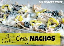 Slow Cooker Crazy Nachos