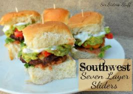 Southwest Seven Layer Sliders