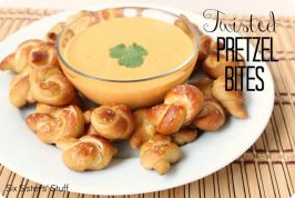Twisted Pretzel Bites Recipe