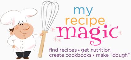my recipe magic logo