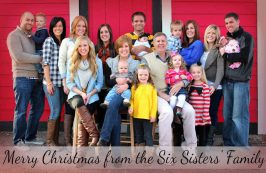 Merry Christmas from SixSistersStuff!