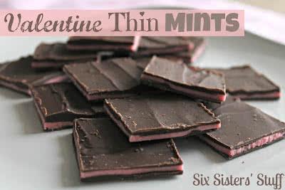 Valentine Thin Mints