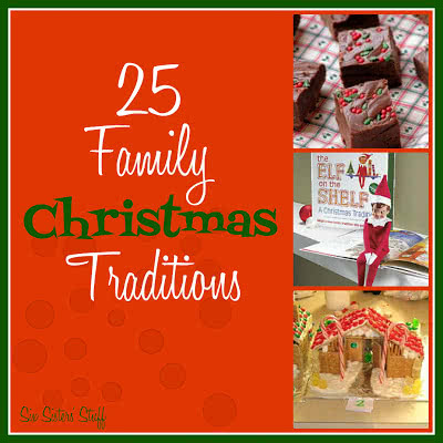 25 Family Christmas Traditions