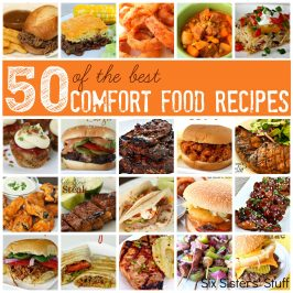50 of The Best Comfort Food Recipes
