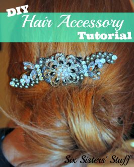 DIY Hair Accessory Tutorial