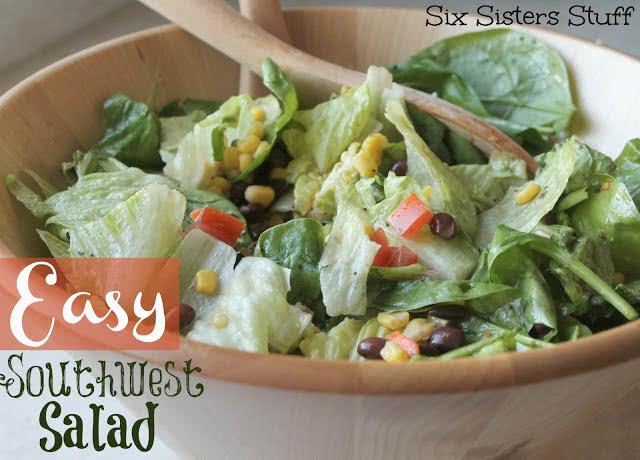 Easy Southwest Salad