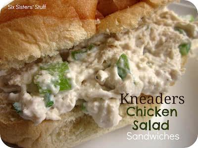 Kneaders Chicken Salad Sandwiches Recipe