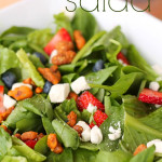 Nut-and-berry-salad-recipe
