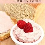 raspberry honey butter