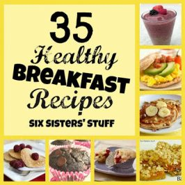 35 Healthy Breakfast Recipes