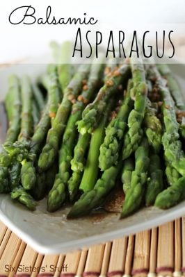 Video: Balsamic Asparagus